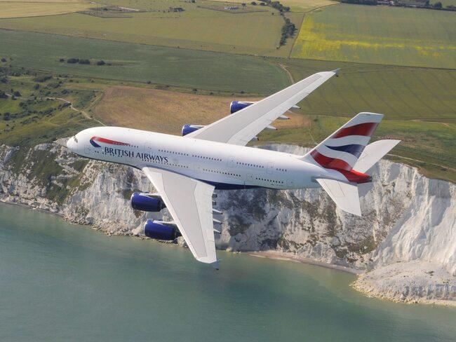 British Airways ska satsa på 72 nya plan och fräscha upp de 128 plan som finns.