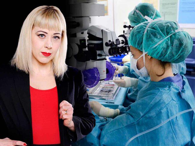 """""""Den som är i underordnad position drabbas oftare. Det syns även i de kvinnliga läkarnas upprop"""", skriver Anna Bäsén."""