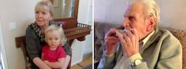 28 grader på demensboendet – Erik, 95, får ingen fläkt