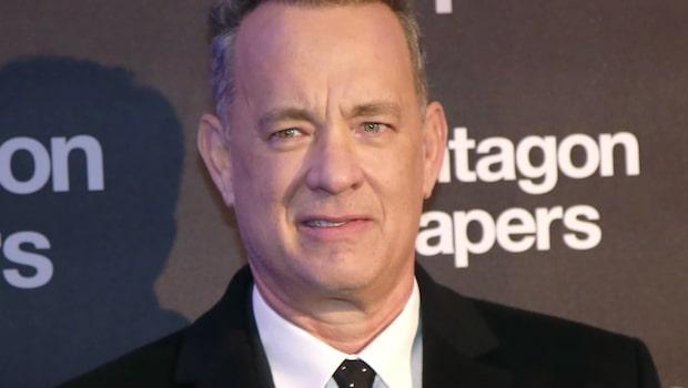 Tom Hanks om stölden under inspelningen