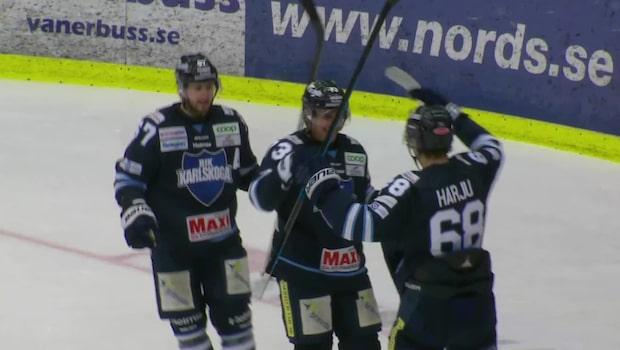 Highlights: Bik Karlskoga-Karlskrona 5-3
