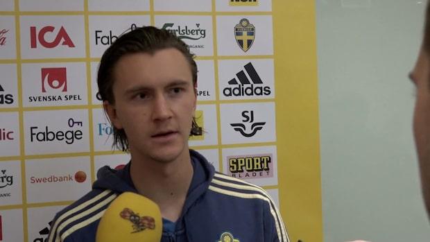 """Kristoffer Olsson: """"Högre tempo och bättre kvalitet i Krasnodar"""""""