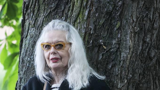 Marianne Lindberg De Geer. Foto: / MICHAELA HASANOVIC EXPRESSEN