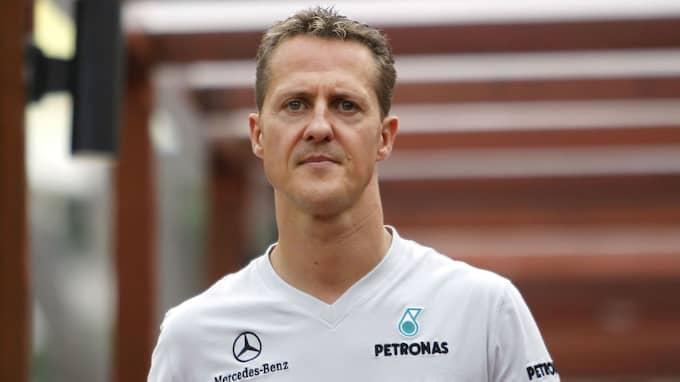 Michael Schumacher. Foto: TERENCE TAN / AP
