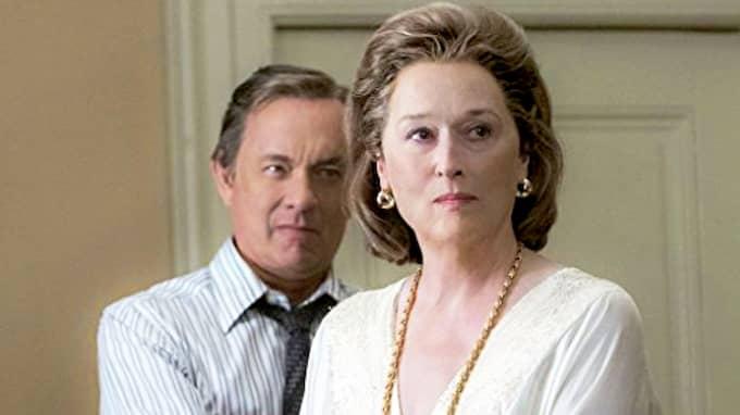 """Meryl Streep som Washington Posts Katharine """"Kay"""" Graham. Foto: The Post"""