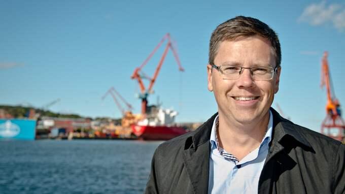 Mattias Jonsson (S), riksdagsledamot från Göteborg. Foto: LENA DAHLSTRÖM