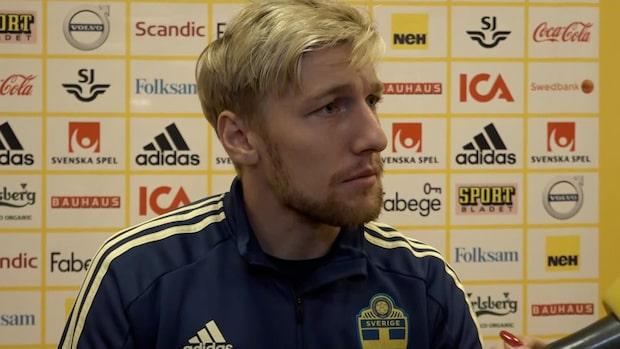 """Emil Forsberg om Janne Andersson: """"Vad är grejen?"""""""