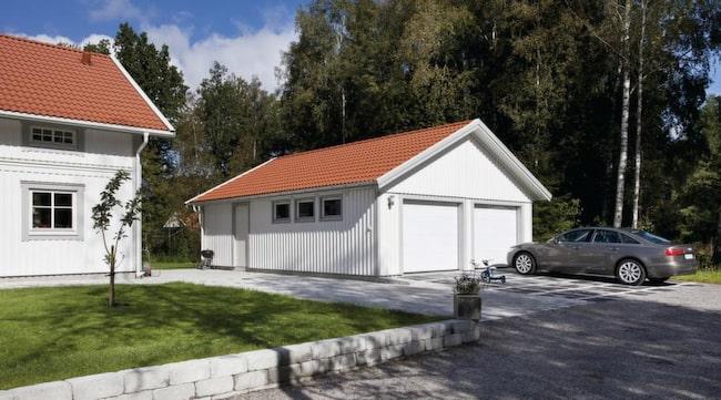 Guide till garaget som passar huset och bilen Leva& bo Expressen Leva& bo