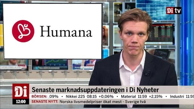 Di Nyheter – Flera rapportförlorare på Stockholmsbörsen