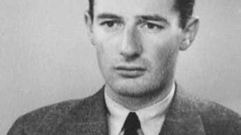 Raoul Wallenberg tros ha räddat tiotusentals ungerska judar undan Förintelsen. Foto: WIKIMEDIA COMMONS
