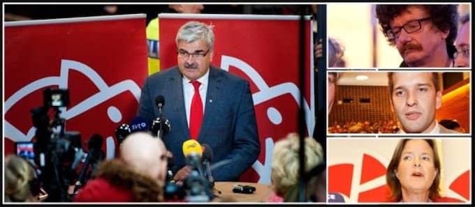 Efter Håkan Juholts avgång står Sveriges största parti, Socialdemokraterna, utan ledare. Foto: Scanpix