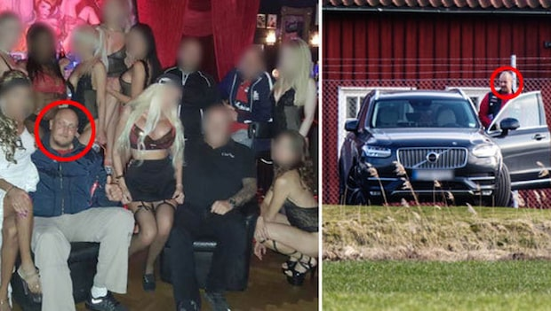 Arbetsförmedlingens jobb åt HA-mannen – på strippklubb