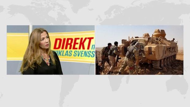 "Gulan Avci (L) om Turkiets invasion: ""Stor humanitär tragedi"""