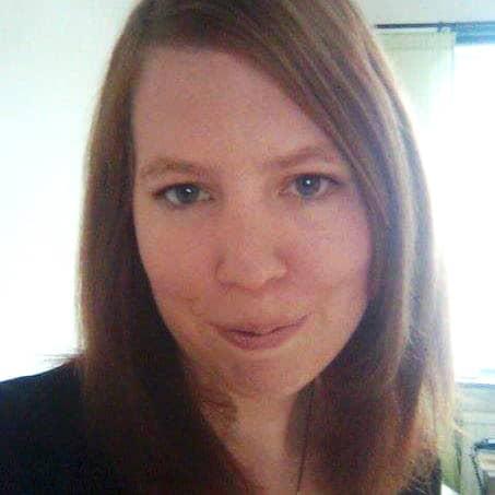 """""""Skicka mig till Afghanistan i stället"""", säger Louise, 35. Foto: Privat"""
