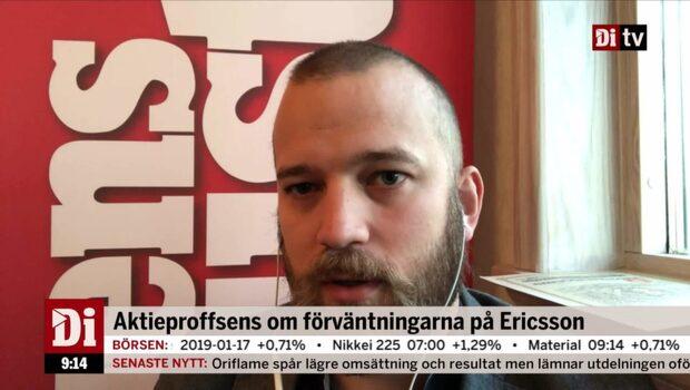 """Bråse om Ericsson: """"Har inte rensat ut tillräckligt"""""""