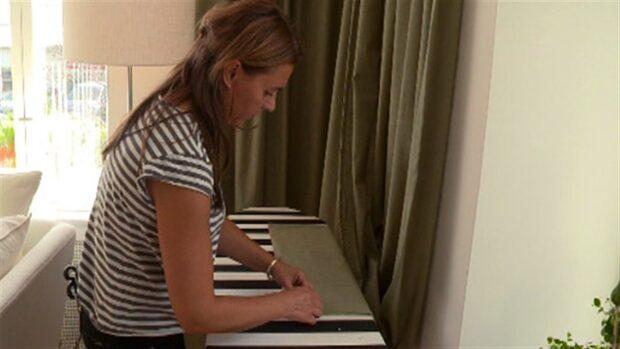 Det knackar-tips: Lägg upp gardinerna perfekt