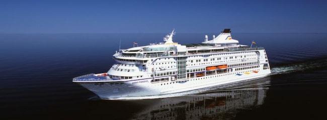 Birka Paradise flirtar friskt med Karibien.