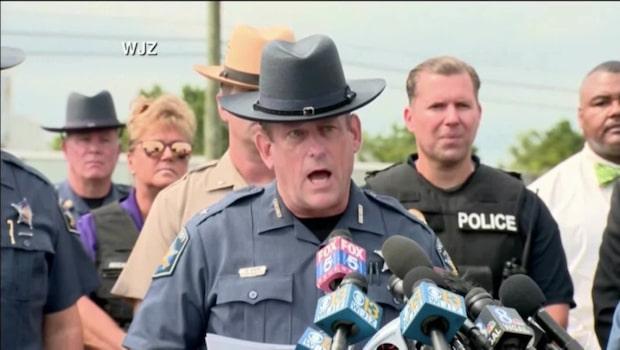 """Efter skjutningen i Maryland: """"Flera skadade och flera dödsoffer"""""""