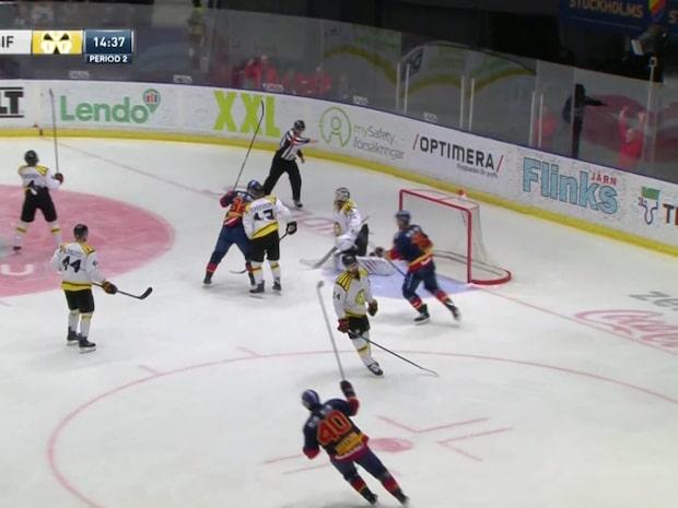 Highlights: Djurgården - Brynäs 3-0