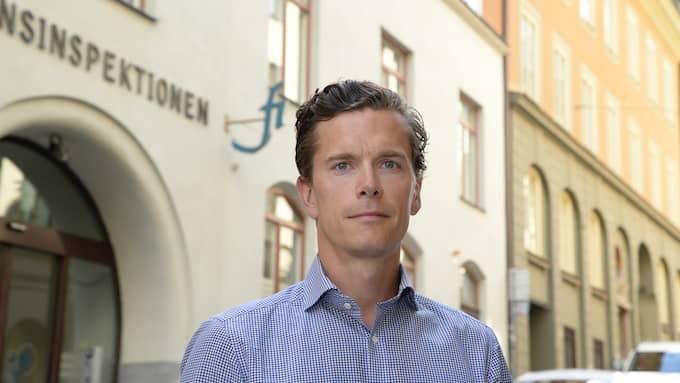 Per Nordkvist, biträdande avdelningschef på Finansinspektionens konsumentskyddsområde.