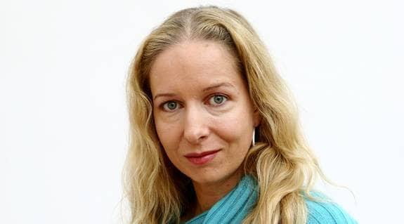Anna Dahlberg. Foto: Johanna Syrén