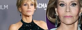 Jane Fondas  mörka hemlighet