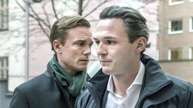 Ernstberger och Marcusson häktade