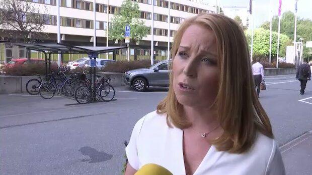 Annie Lööf om MP:s invit till regeringssamarbete