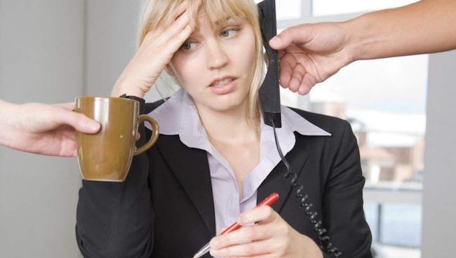 <span>Du får det också lättare att tolerera och hantera frustation om du får vila då och då. </span>
