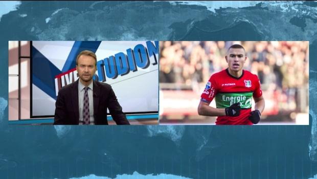 Jordan Larsson presenterad av IFK Norrköping
