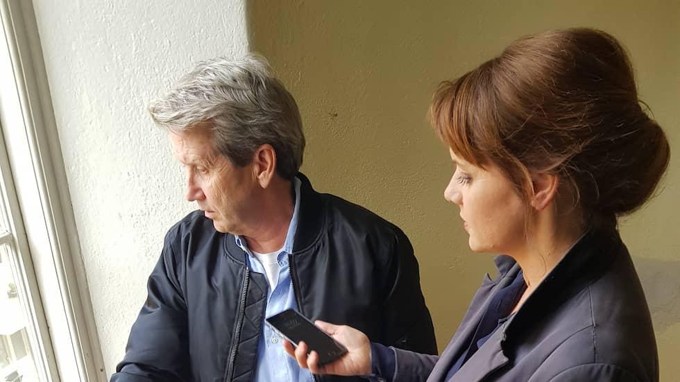 I en lång intervju med Expressen Malin Roos kommenterar nu Timell anklagelserna. Foto: AUGUST JERNER