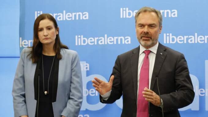 Debatten om vad som är äkta liberalism och inte är grund och missvisande, skriver Anna Dahlberg. Foto: Christine Olsson/TT NYHETSBYRÅN