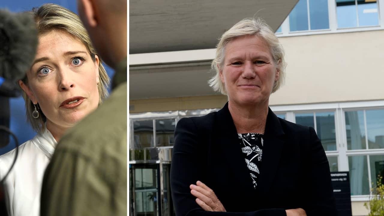 Svenske direktoren fick sparken i dag