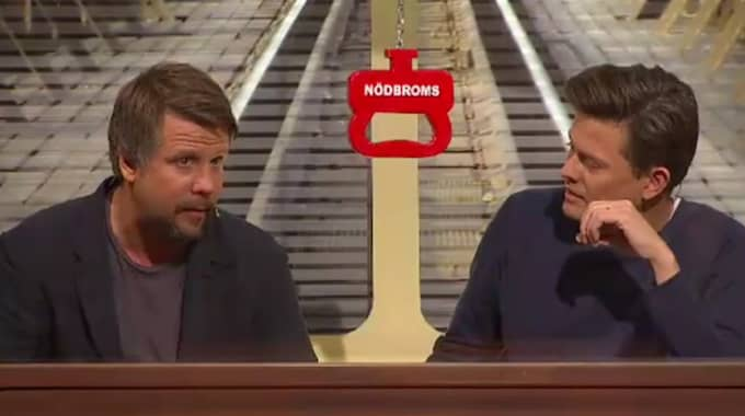 Filip och Fredrik Foto: SVT