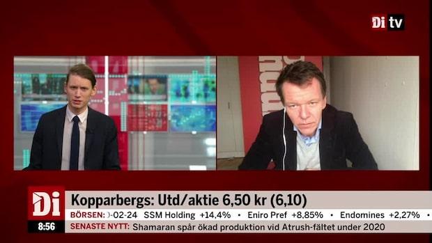 "Petersson om Kopparberg: ""Inte billig längre"""