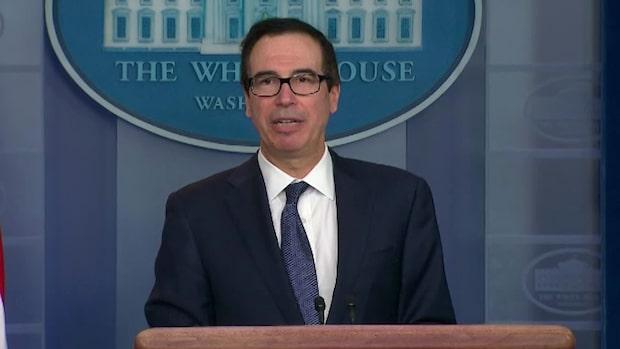 Handelssamtalen mellan USA och Kina har inletts