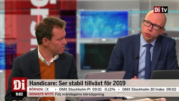 """Handicare vinstvarnar: """"Värre än väntat"""""""