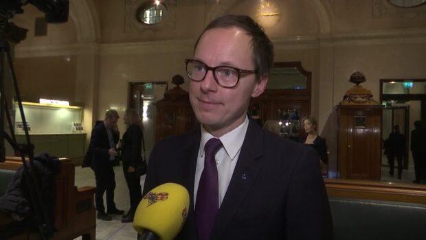 """Mats Persson (L): """"Vi kommer ha ett annat sätt att se på arbete"""""""