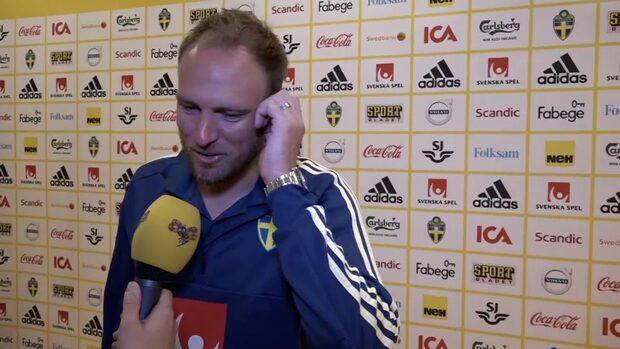 """Andreas Granqvist om bilderna: """"Jag sa till honom"""""""