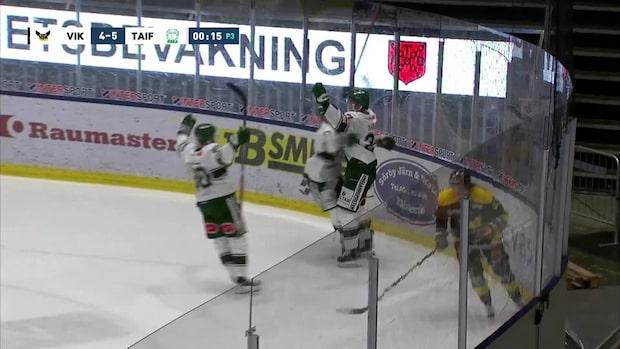 Höjdpunkter: Västerås-Tingsryd