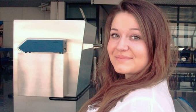 Emma Martinovi lyckades fly från Utöya. Foto: PRIVAT