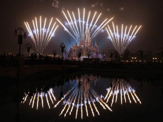 <span>Nya Disneyland i Shanghai fick mycket förstört när de hade smygöppning i maj.</span>