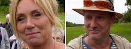 """Anne Lundbergs fräcka  sexskämt i """"Antikrundan"""""""