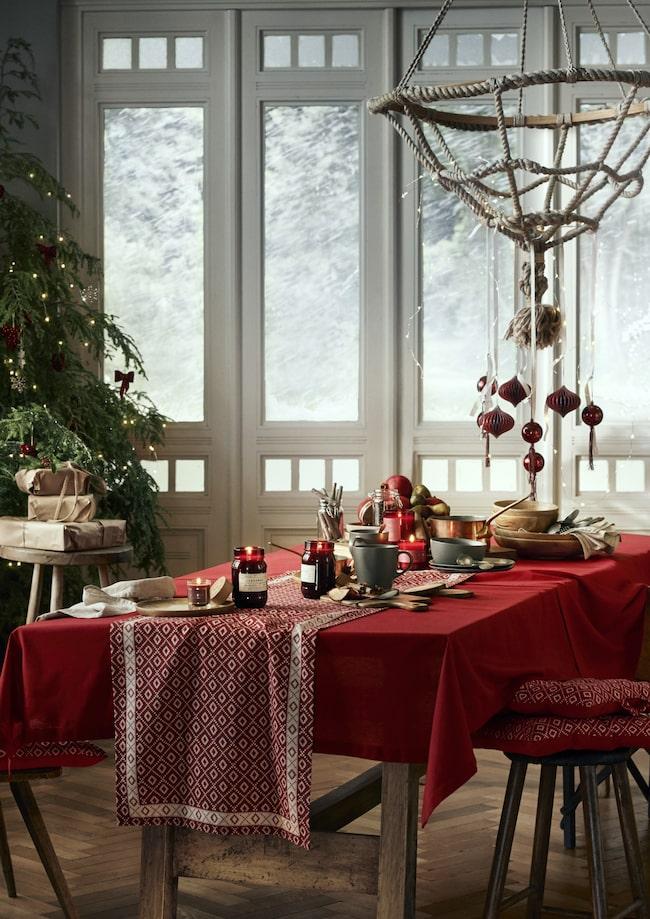 Tiden går fort. Bara runt tre månader kvar till julafton...