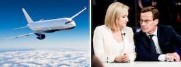 Flygskatten kan behållas – trots den nya budgeten