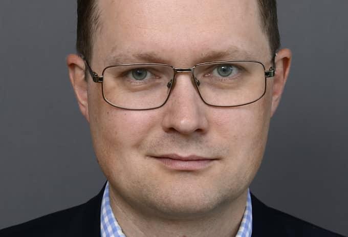Richard Källstrand, säkerhetsskyddschef på Post- och Telestyrelsen. Foto: Post- och Telestyrelsen