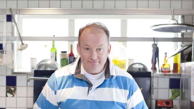 På torsdagen dömdes tv-kocken Jan Boris-Möller för trafikolyckan han vållade förra året. Foto: Pernilla Wästberg
