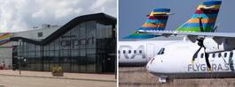 Flygplatsen räddad mitt i corona-krisen