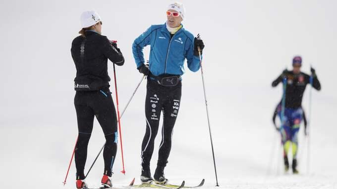 Ole Morten Iversen är tränare i längdlandslaget. Foto: EXPRESSEN