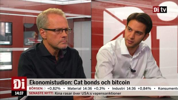 """Experten: """"Trenden för bitcoin fortsatt uppåt"""""""